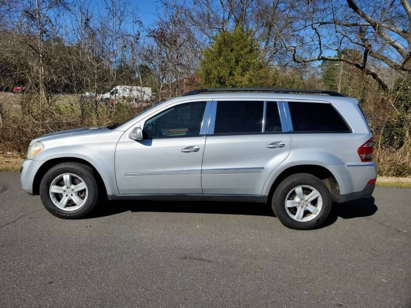 2007 Mercedes-Benz GL-Class for sale at United Auto LLC in Fort Mill SC