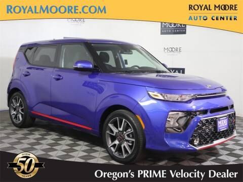 2021 Kia Soul for sale at Royal Moore Custom Finance in Hillsboro OR