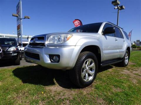 2008 Toyota 4Runner for sale at National Motors in San Diego CA