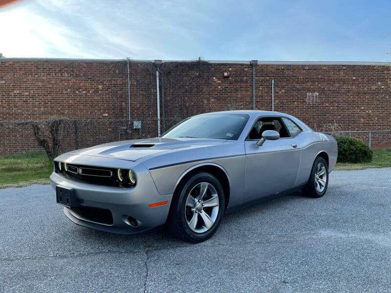 2015 Dodge Challenger for sale at RoadLink Auto Sales in Greensboro NC