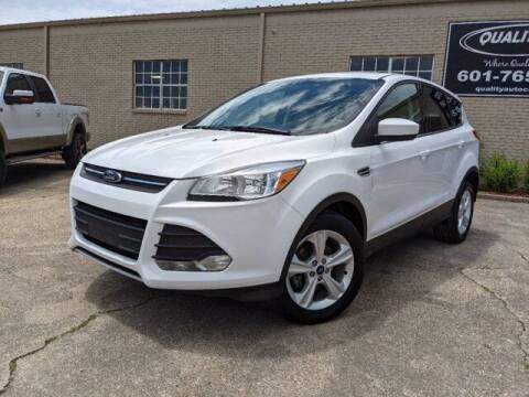 2016 Ford Escape for sale at Quality Auto of Collins in Collins MS