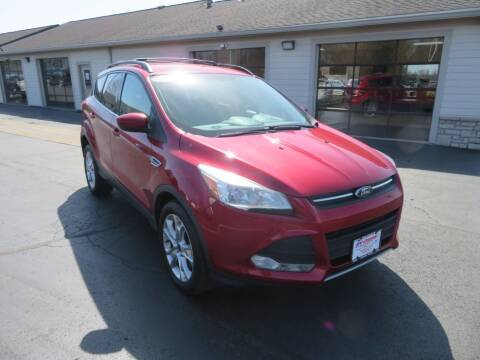 2013 Ford Escape for sale at Tri-County Pre-Owned Superstore in Reynoldsburg OH