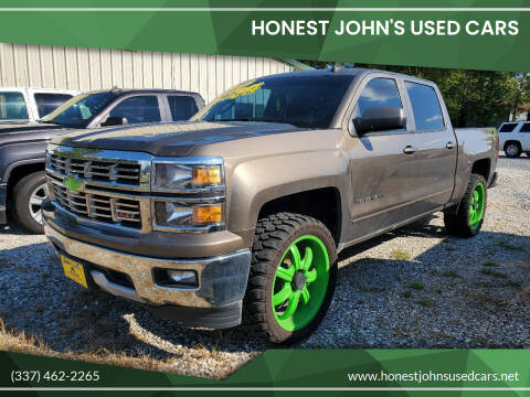 2015 Chevrolet Silverado 1500 for sale at Honest John's Used Cars in Deridder LA