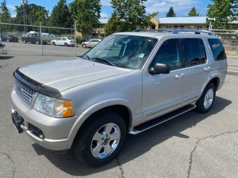 2004 Ford Explorer for sale at TacomaAutoLoans.com in Tacoma WA