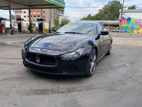 2014 Maserati Ghibli for sale at Exotic Automotive Group in Jersey City NJ