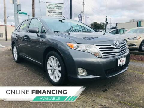 2012 Toyota Venza for sale at Salem Auto Market in Salem OR