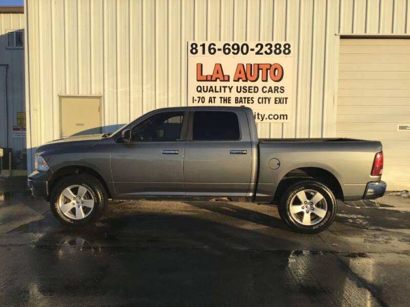 2009 Dodge Ram Pickup 1500 for sale at LA AUTO in Bates City MO
