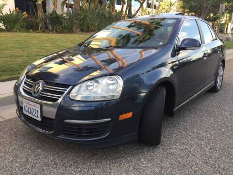 2006 Volkswagen Jetta for sale at Donada  Group Inc in Arleta CA