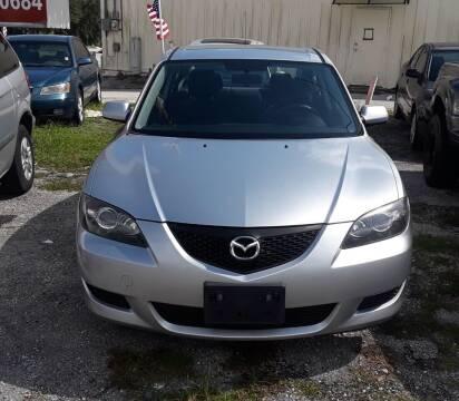 2004 Mazda MAZDA3 for sale at DAVINA AUTO SALES in Orlando FL