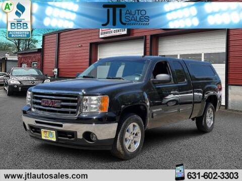 2012 GMC Sierra 1500 for sale at JTL Auto Inc in Selden NY