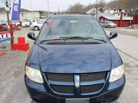 2002 Dodge Grand Caravan for sale at FERNWOOD AUTO SALES in Nicholson PA