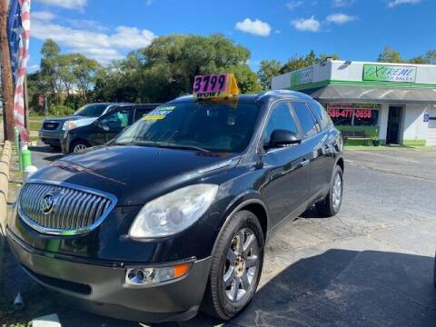 2010 Buick Enclave for sale at Xtreme Auto Sales in Clinton Township MI