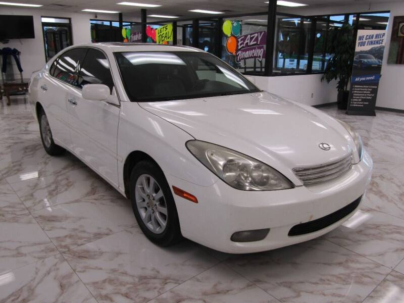 2002 Lexus ES 300 for sale at Dealer One Auto Credit in Oklahoma City OK