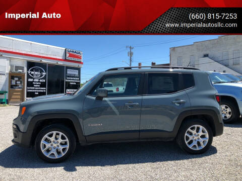 2017 Jeep Renegade for sale at Imperial Auto of Marshall in Marshall MO