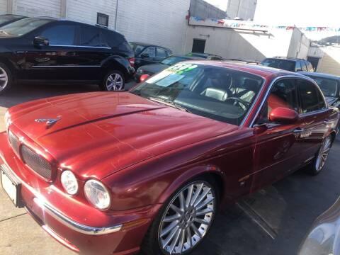 2004 Jaguar XJR for sale at Excelsior Motors , Inc in San Francisco CA