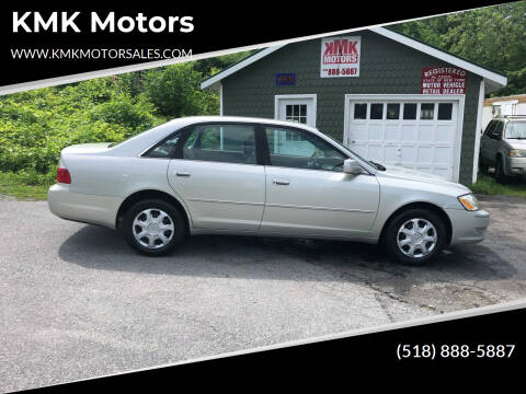 2004 Toyota Avalon for sale at KMK Motors in Latham NY