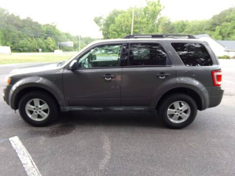 2009 Ford Escape for sale at West End Auto Sales LLC in Richmond VA