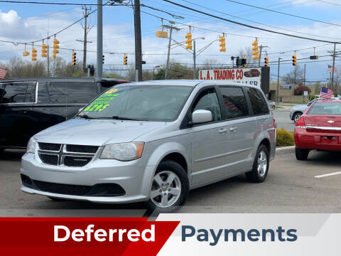 2011 Dodge Grand Caravan for sale at L.A. Trading Co. Woodhaven - L.A. Trading Co. Detroit in Detroit MI