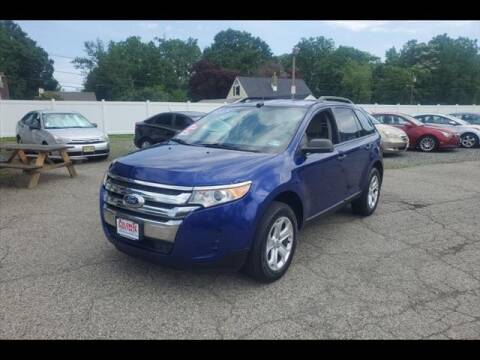 2013 Ford Edge for sale at Colonial Motors in Mine Hill NJ