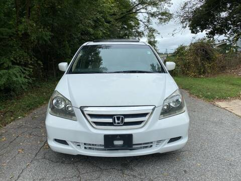 2006 Honda Odyssey for sale at Speed Auto Mall in Greensboro NC