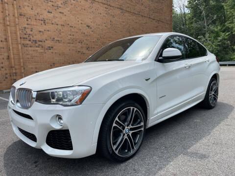 2016 BMW X4 for sale at Vantage Auto Wholesale in Moonachie NJ