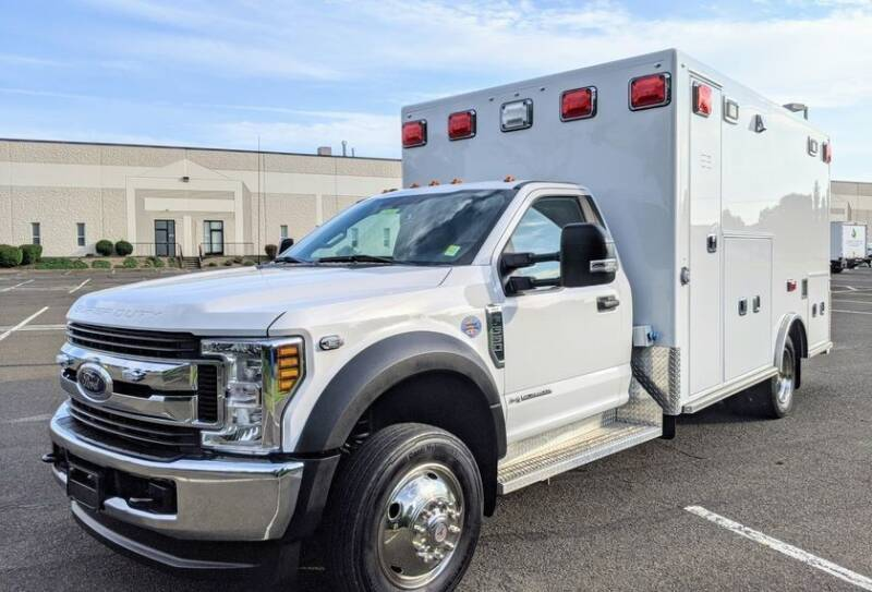 2019 Ford F-550 Super Duty for sale at Global Emergency Vehicles Inc in Levittown PA