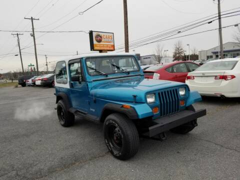 1992 Jeep Wrangler for sale at Cars 4 Grab in Winchester VA