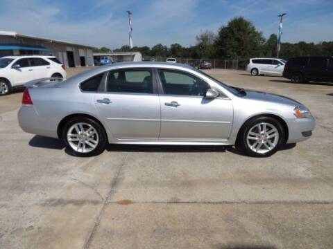 2011 Chevrolet Impala for sale at DICK BROOKS PRE-OWNED in Lyman SC