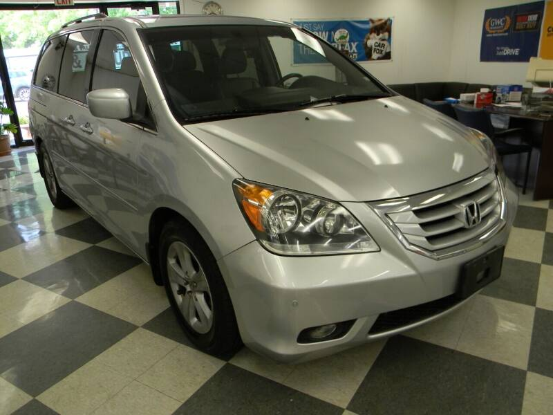 2010 Honda Odyssey for sale at Lindenwood Auto Center in Saint Louis MO
