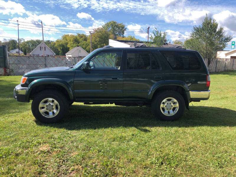 2000 Toyota 4Runner for sale at Velp Avenue Motors LLC in Green Bay WI