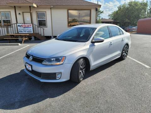 2012 Volkswagen Jetta for sale at Mid Valley Motors in La Feria TX