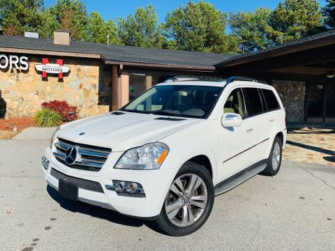 2010 Mercedes-Benz GL-Class for sale at Classic Luxury Motors in Buford GA
