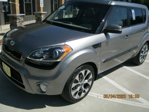 2013 Kia Soul for sale at WALLBURG AUTO SALES LLC in Winston Salem NC
