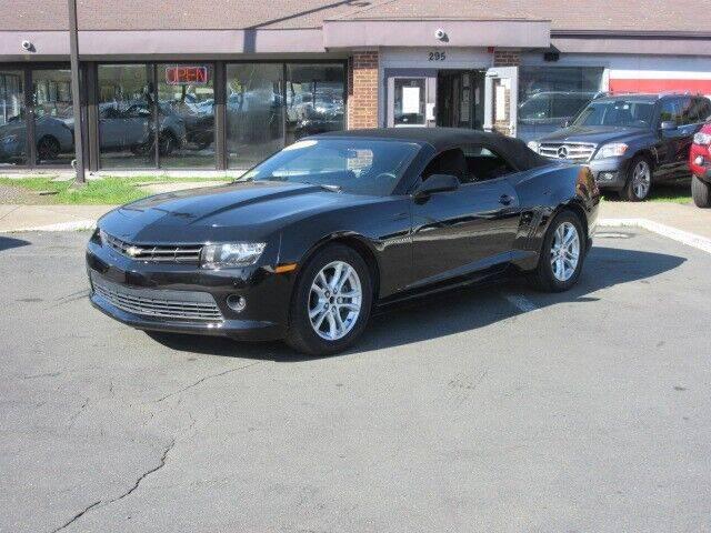 2014 Chevrolet Camaro for sale at Lynnway Auto Sales Inc in Lynn MA