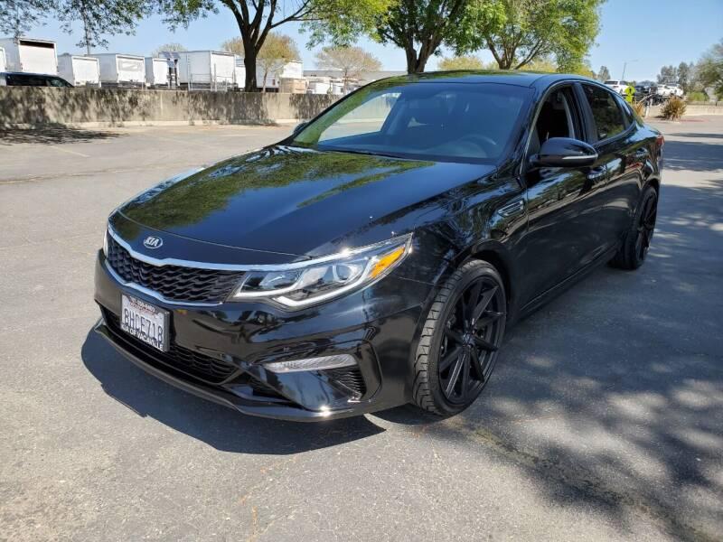 2019 Kia Optima for sale at Matador Motors in Sacramento CA