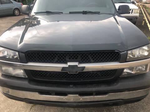 2005 Chevrolet Silverado 1500 for sale at Quality Wholesale Center Inc in Baton Rouge LA