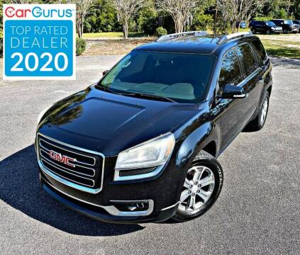 2015 GMC Acadia for sale at Brothers Auto Sales of Conway in Conway SC