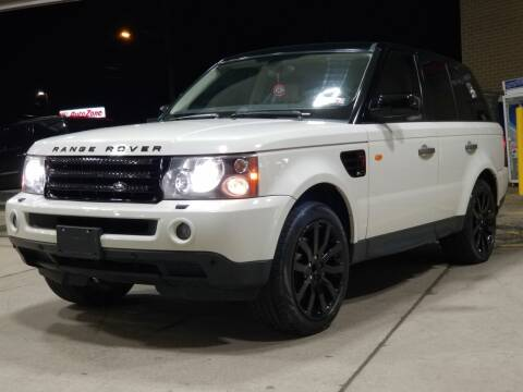 2006 Land Rover Range Rover Sport for sale at FAYAD AUTOMOTIVE GROUP in Pittsburgh PA
