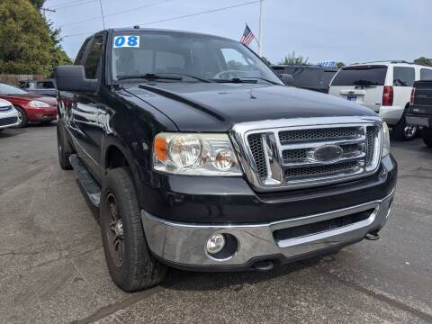 2008 Ford F-150 for sale at GREAT DEALS ON WHEELS in Michigan City IN