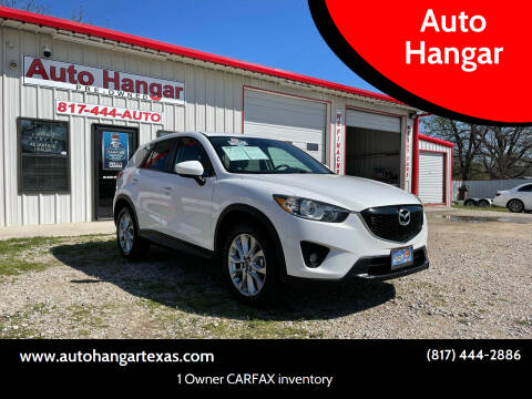2014 Mazda CX-5 for sale at Auto Hangar in Azle TX