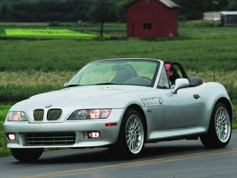 2001 BMW Z3 for sale at Hi-Lo Auto Sales in Frederick MD