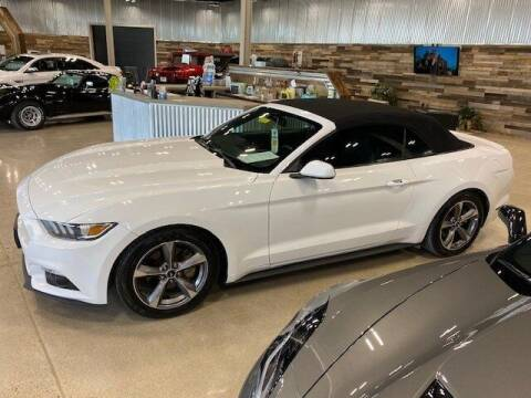 2015 Ford Mustang for sale at Finley Motors in Finley ND