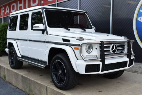2017 Mercedes-Benz G-Class for sale at Alfa Romeo & Fiat of Strongsville in Strongsville OH