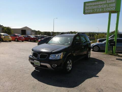 2006 Pontiac Torrent for sale at Independent Auto in Belle Fourche SD