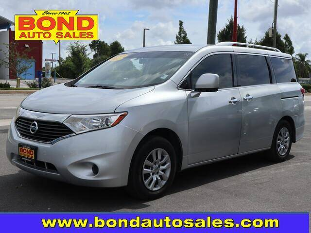 2012 Nissan Quest for sale at Bond Auto Sales in St Petersburg FL