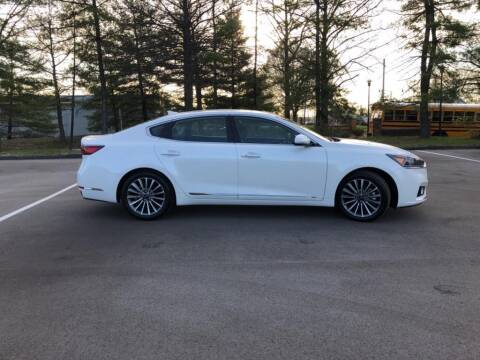 2019 Kia Cadenza for sale at St. Louis Used Cars in Ellisville MO