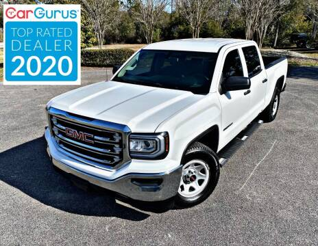 2017 GMC Sierra 1500 for sale at Brothers Auto Sales of Conway in Conway SC