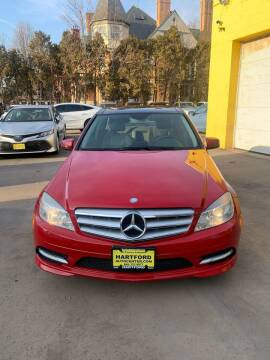 2010 Mercedes-Benz C-Class for sale at Hartford Auto Center in Hartford CT