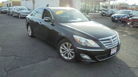 2013 Hyundai Genesis for sale at Absolute Motors in Hammond IN