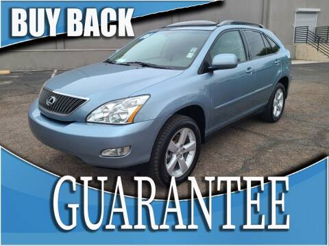 2006 Lexus RX 330 for sale at Reliable Auto Sales in Las Vegas NV